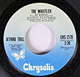 Jethro Tull 45 RPM The Whistler / Strip Cartoon