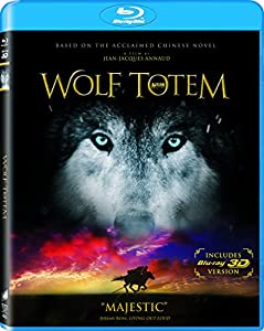 Wolf Totem (3D Blu-ray + Blu-ray) from Sony Pictures Home Entertainment