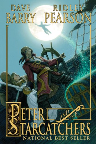 Peter and the Starcatchers by Dave Barry Ridly Pearson