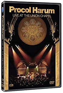 PROCOL HARUM LIVE AT THE UNION CHAPEL