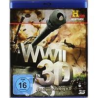 WWII - Der Zweite Weltkrieg in 3D  [3D Blu-ray]