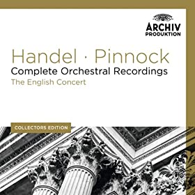 Handel: Organ Concerto No.2 In B Flat, Op.4 No.2 HWV 290 - Allegro