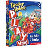 Reader Rabbit Playtime for Baby and Toddler  [OLD VERSION] ~ The Learning Company