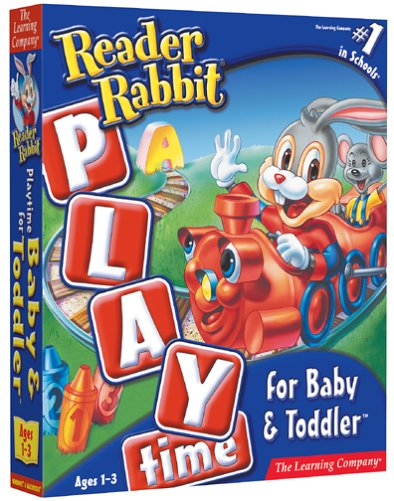 Reader Rabbit Playtime for Baby and Toddler
