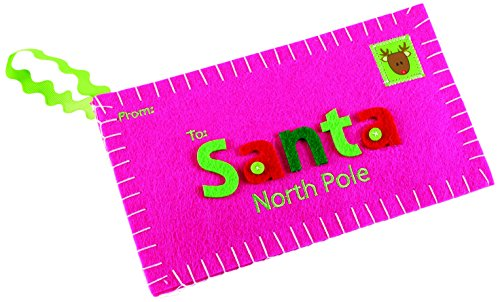 Mud Pie Ornament, Letter to Santa