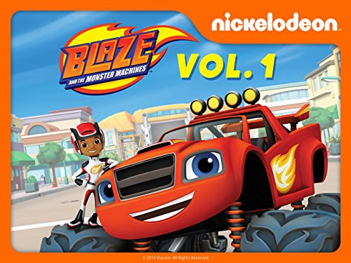 Blaze and the Monster Machines Volume 1 - Season 1