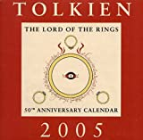 Tolkien 2005: The Lord of the Rings 50th Anniversary Calendar (0007174047) by Wayne G. Hammond