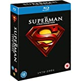 The Superman 5-Film Collection (1978-2006) [Blu-ray]