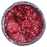 Snazaroo Glitter Gel - Red 12ml