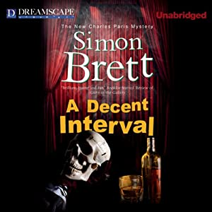 A Decent Interval: Charles Paris, Book 18 | [Simon Brett]