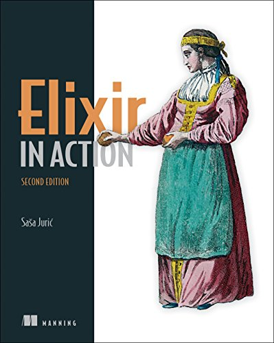 Elixir in Action [Jurić, Saša] (Tapa Blanda)