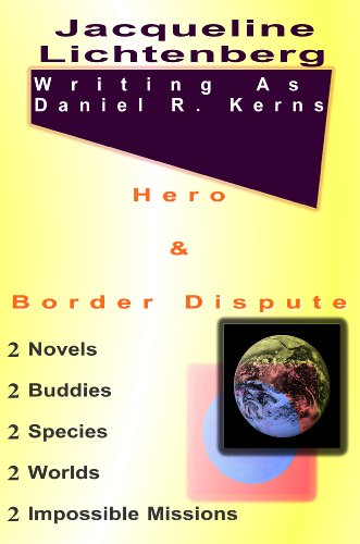 Hero & Border Dispute (2 books) cover