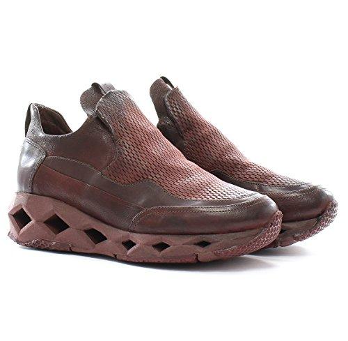 A.S.98 Sneaker Wake 763107-201 Amaranto 37