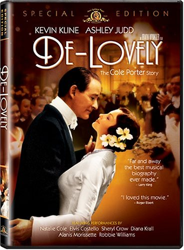 Cover art for  De-Lovely: The Cole Porter Story (Special Edition)