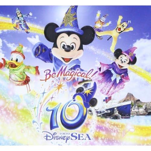 """東京ディズニーシー® 10th アニバーサリー ミュージック・アルバム """"デラックス"""""""