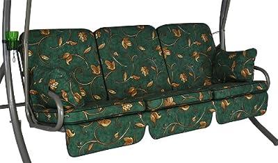 Angerer Comfort-Schaukelauflage 3-Sitzig Design Mainz grün von Angerer auf Gartenmöbel von Du und Dein Garten