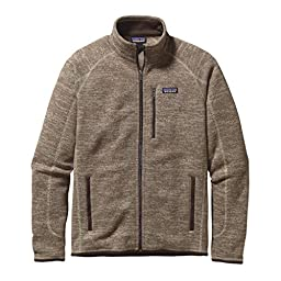 Pale Khaki Mens Better Sweater Mens Medium Jacket By Patagonia
