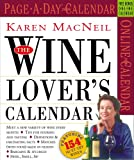 The Wine Lovers Calendar 2006