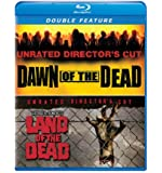 Dawn of the Dead / George a Romero's Land of Dead [Blu-ray] [Import anglais]