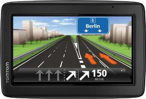 TomTom Start 25 M Europe Traffic, Navigationsgerät (Free...