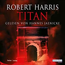 Titan Hörbuch  Gesprochen von: Hannes Jaenicke