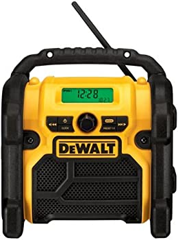 DeWalt DCR018 Compact Worksite Radio