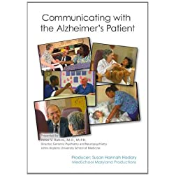 Communicating with the Alzheimer's Patient