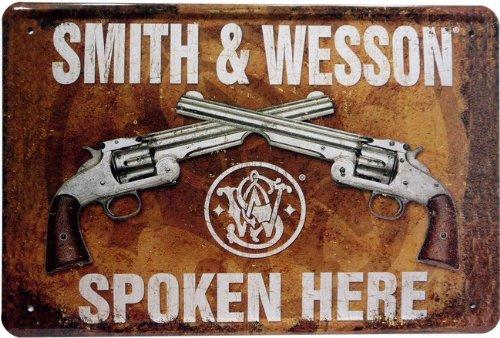 affiche-metallique-avec-pistolets-et-armes-smith-wesson-938-20-x-30-cm