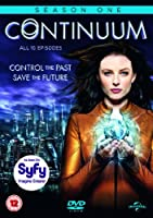 Continuum - Season 1 [DVD]