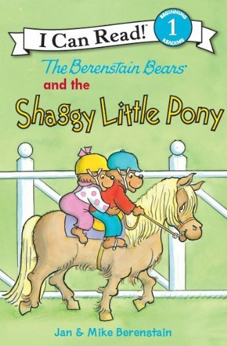 The Berenstain Bears and the Shaggy Little Pony: