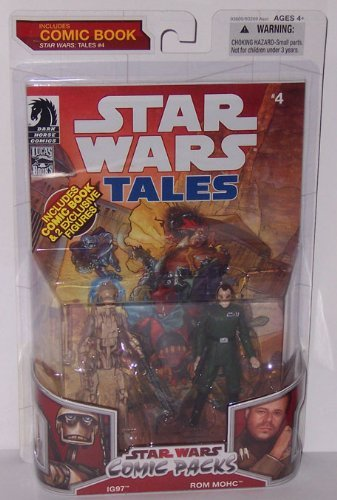 star-wars-2009-comic-book-action-figure-2pack-dark-horse-star-wars-tales-4-ig97-rom-mohc