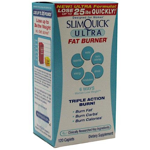 NxLabs Slimquick Ultra Fat Burner 120 ea