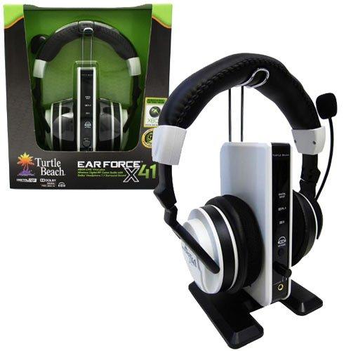 Xbox 360 - Headset - Ear Force X41 Headphones (Turtle Beach)