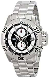 I By Invicta Men's 41699-001 Chronograph Stainless Steel Watch