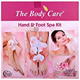The Body Care Hand & Foot Spa Kit 100grams