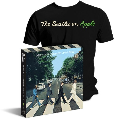 Abbey Road [Vinyl] by The Beatles