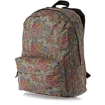 Amazon.com: VANS REALM Backpack Book Bag 482406-MW (VN-0NZ0EH5