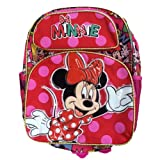 Minnie Mouse Toddler Backpack - Comic Book