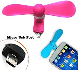 JEHTY MOBILE MINI FAN FOR(ANDROID PHONE)
