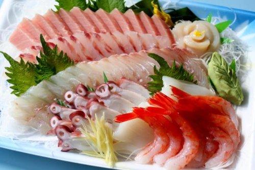 日本海の海の幸!刺身セット