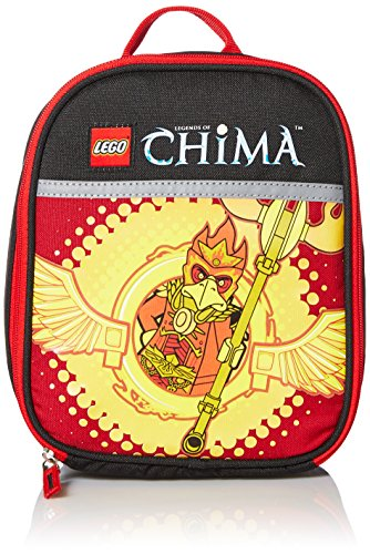 LEGO Vertical Lunch Chima Master Of Fire, Red, One Size - 1