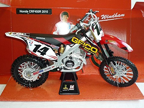 honda-crf450r-crf450-crf-450-r-450r-rot-geico-windham-2010-racing-bike-1-6-new-ray-motorradmodell-mo