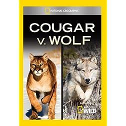 Cougar v. Wolf