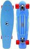 "Velocity Boards 27"" PP Retro Cruiser Complete Banana Skateboard w/ Aluminum Trucks, Fast ABEC-7 Bearings, High Quality Wheels & Bushings"