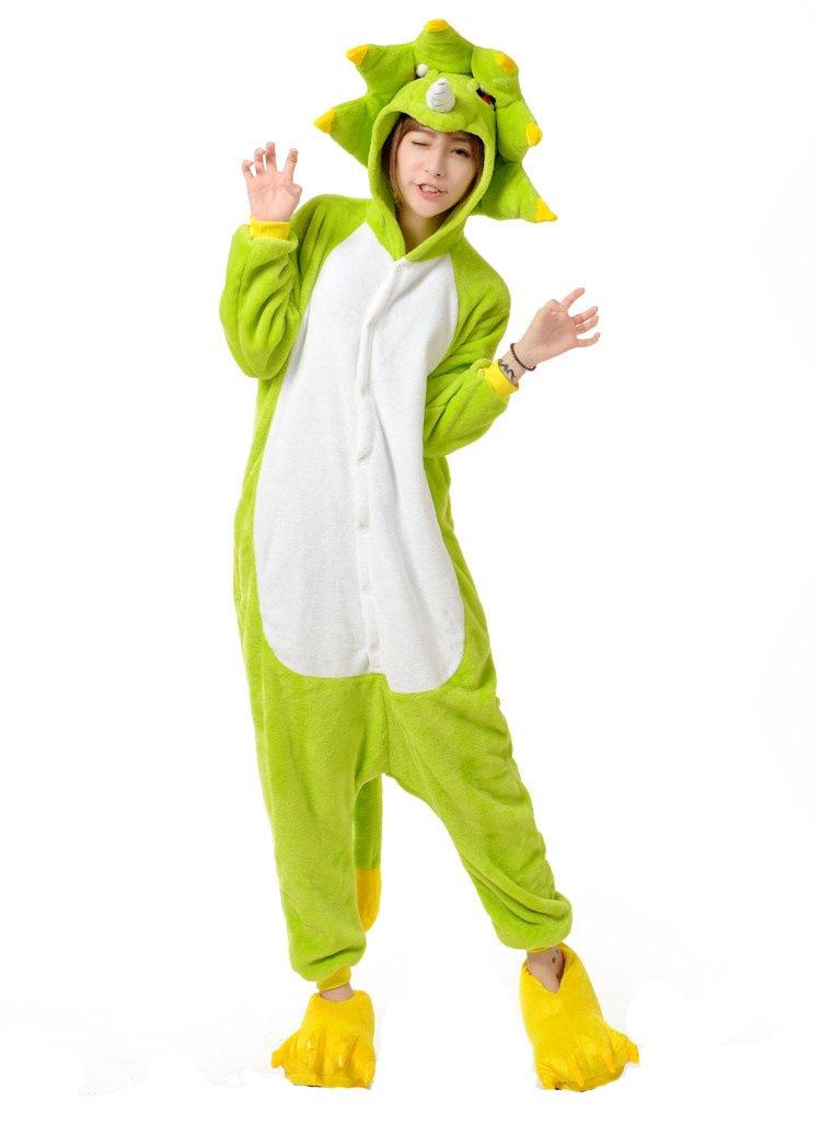 FashionFits Unisex Pyjama Adult Anime Cosplay Loungewear Costume Onesie Homewear