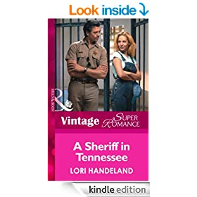 A Sheriff in Tennessee (Mills & Boon Vintage Superromance)