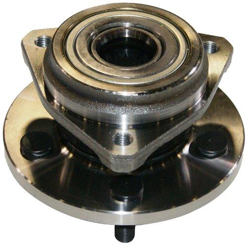 GMB 720-0009 Wheel Bearing Hub Assembly