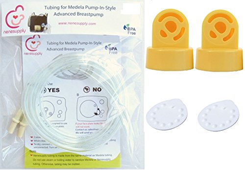 Pump in Style Tubing, Valve, and Membrane for Medela Pump in Style Advanced Breastpump. Replace Medela Tubing Medela Membrane Medela Valve. Replace Medela Pump Parts and Medela Replacement Parts