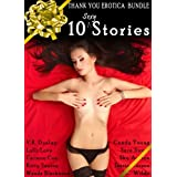 10 Sexy Stories: Thank You, Our Readers, Erotica Bundle ~ Candy Young