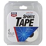 Rite Aid Sports Tape, 4 rolls